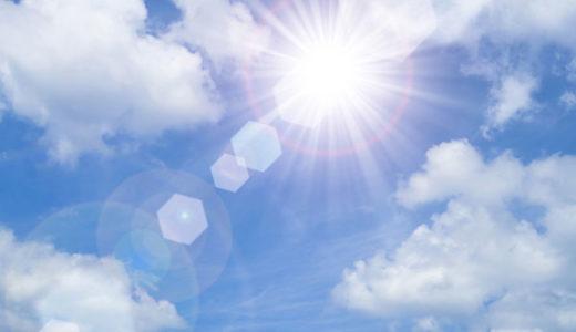 シミができる大きな原因~紫外線